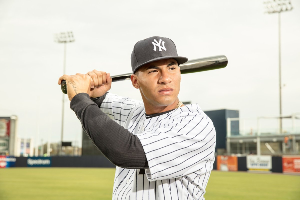 Happy 21st birthday @TorresGleyber! 🎉🎊🎁  We can't wait to see you back on the field soon! https://t.co/fBEKjYukrt