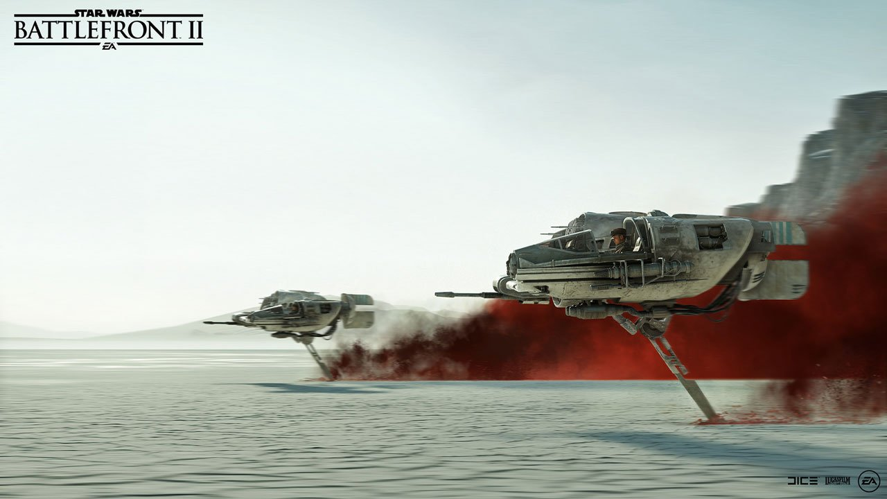 Bringing Star Wars: The Last Jedi to Star Wars Battlefront II: https://t.co/tdIoE2J2jg https://t.co/72dy8b54NX