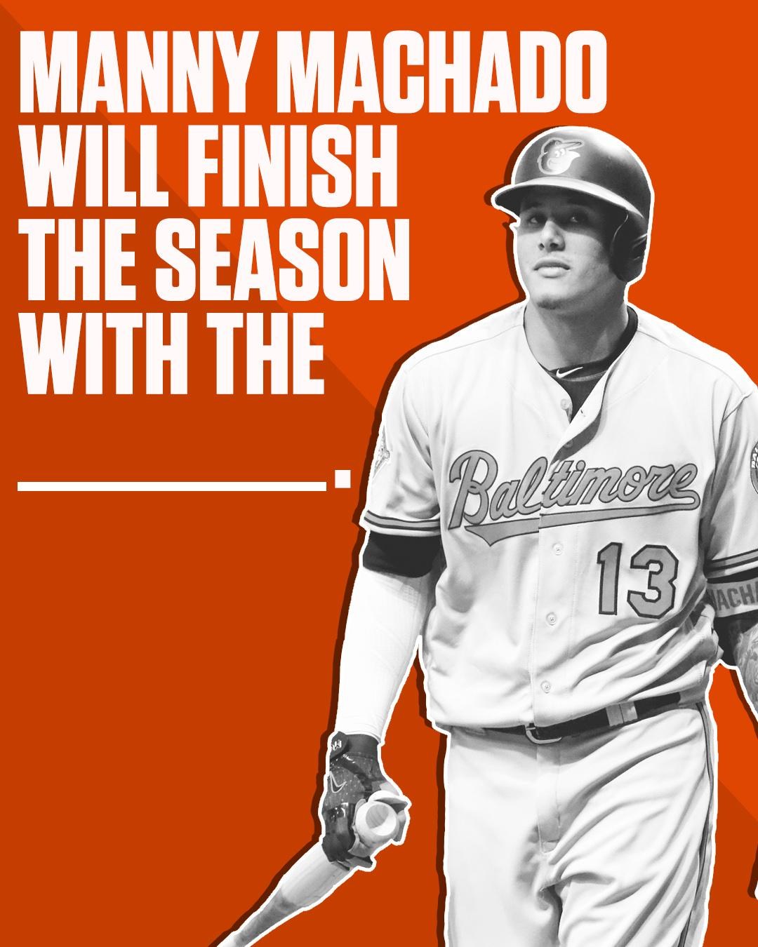 Will Manny Machado be on the move this season? https://t.co/01oSUd7GhN