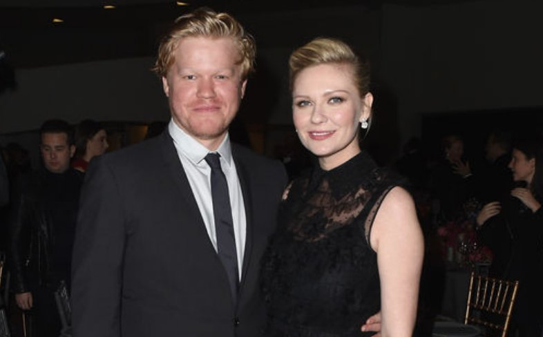 #Fargo co-stars Kirsten Dunst and Jesse Plemons are expecting their first child! https://t.co/9mtnh1xaLE https://t.co/joTcXNfwd9