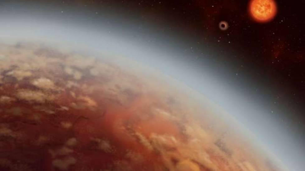 #CienciaYTecnología Astrónomos descubren un planeta que podría ser una
