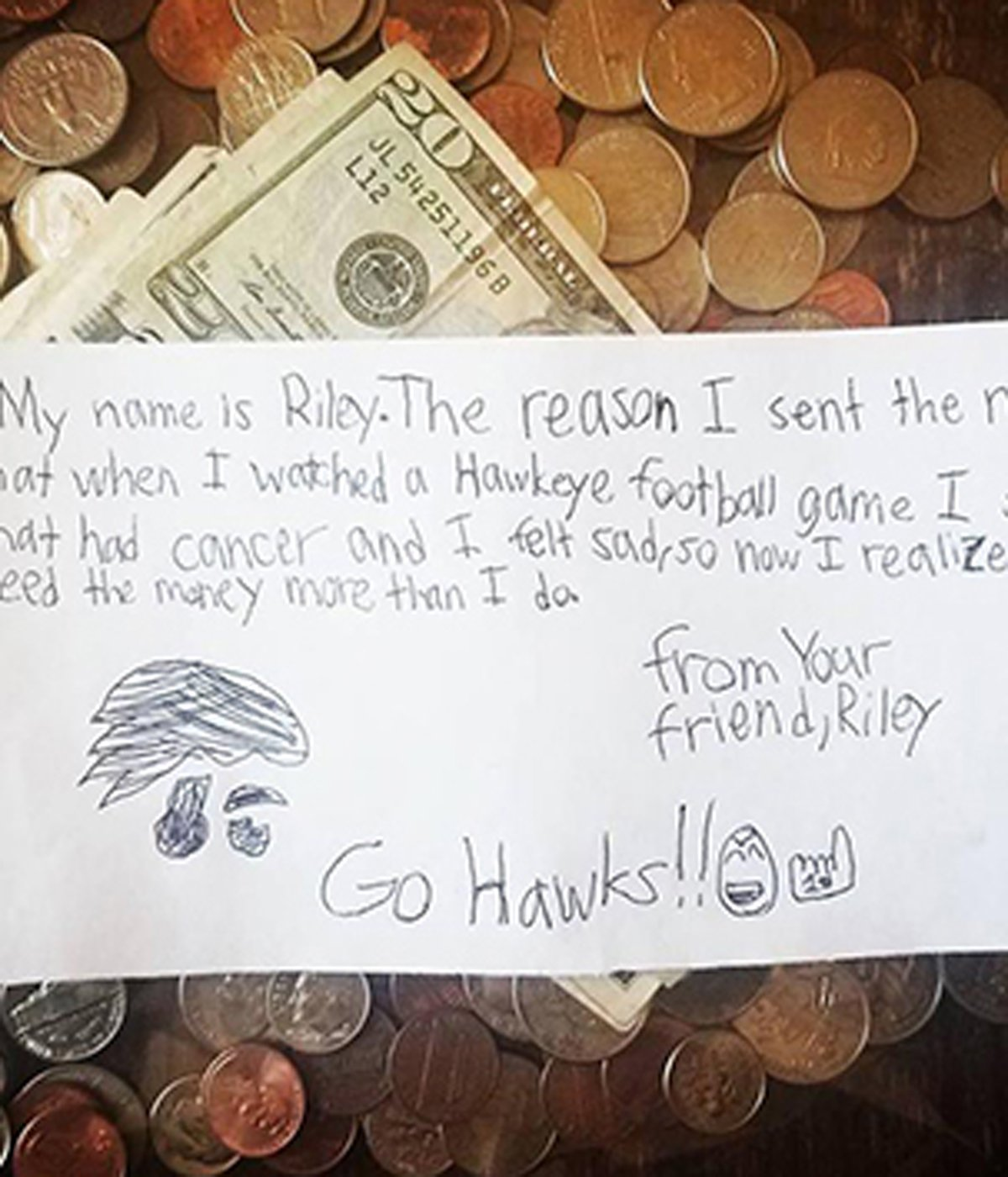 9-year-old donates life savings to help sick kids #FoxNewsUS (via @christocarbone) https://t.co/r6cWjoYsD9 https://t.co/YjAcF086LR