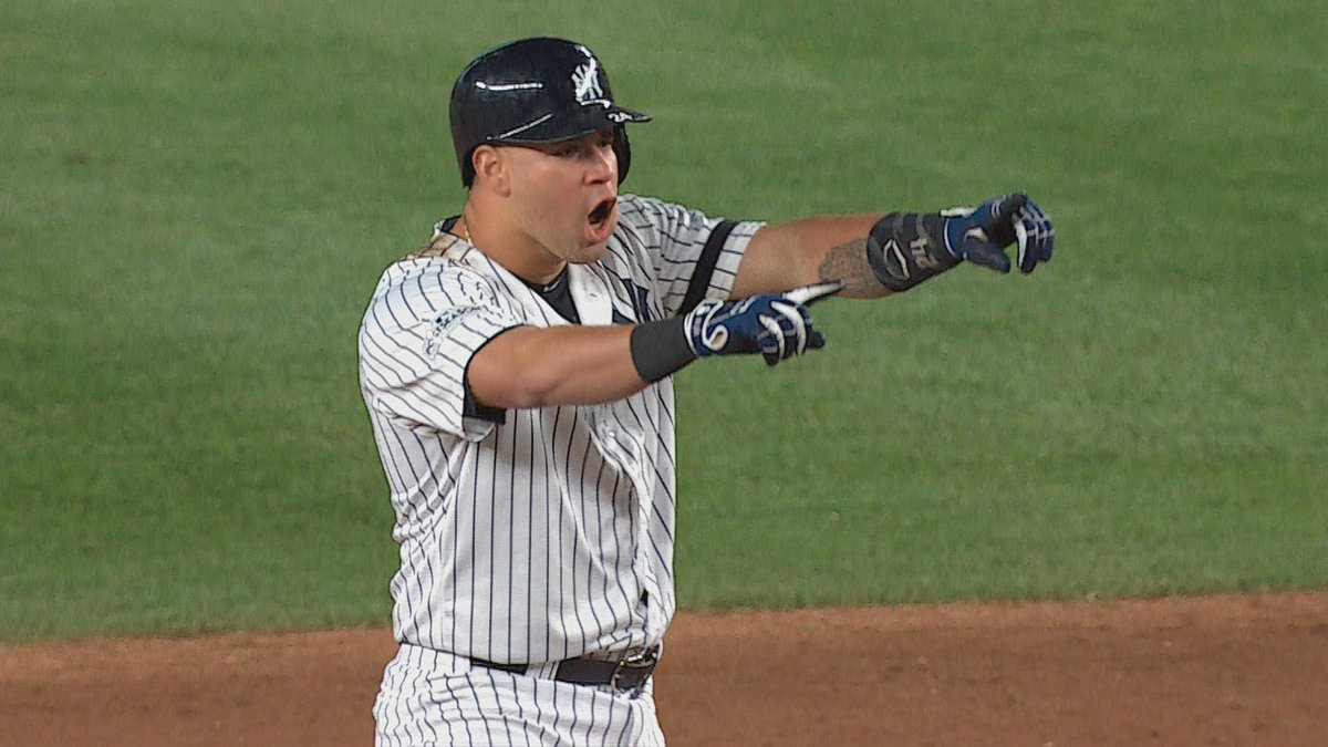 All Star. Silver Slugger. HR Derby. New record-holder for most HR by a Yankees catcher in a season. It was a memorable year for El Gary!  @YankeesonDemand recaps The Kraken's 2017 season HERE! https://t.co/opDU8cMJwf https://t.co/DHjILBrbbg