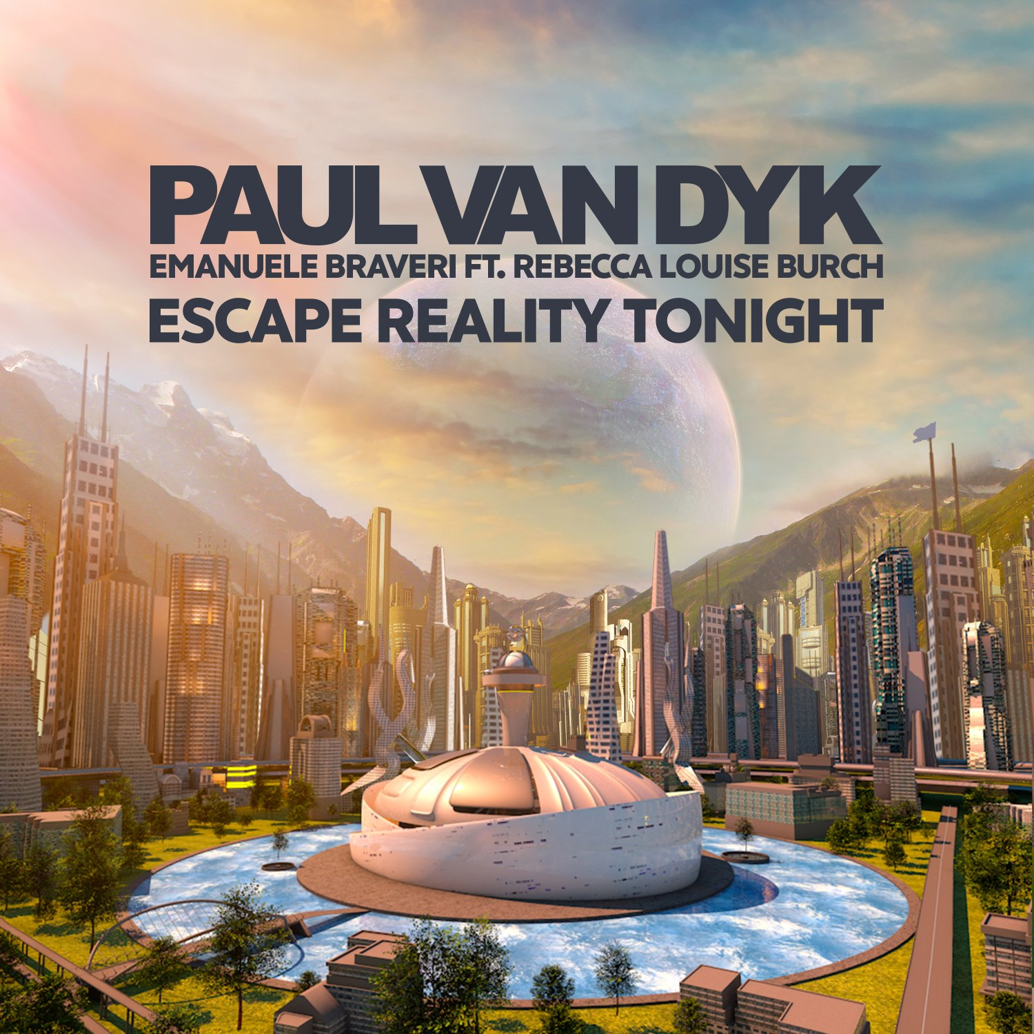 My new single ESCAPE REALITY TONIGHT incl. PvD's Great Escape Mix will be out this FRIDAY! https://t.co/1S42jp5UJo