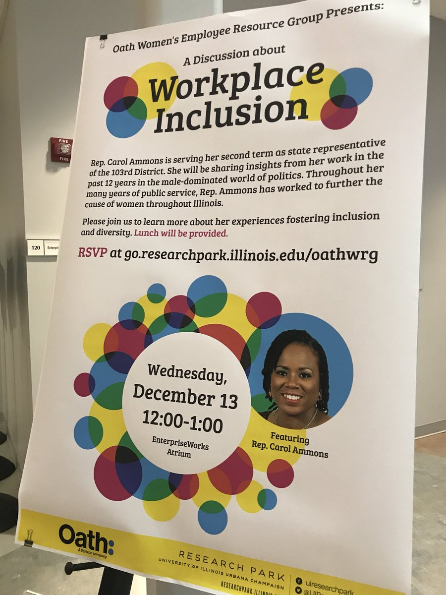 test Twitter Media - Honored to speak at the OATH Women's Employee Resource Group Luncheon. https://t.co/uGAJBeJIgz