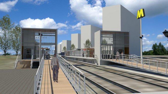 Ombouw Hoekse Lijn tot metrolijn pas eind 2018 klaar https://t.co/m2VJuX2xo1 https://t.co/Hx36tM4FO0