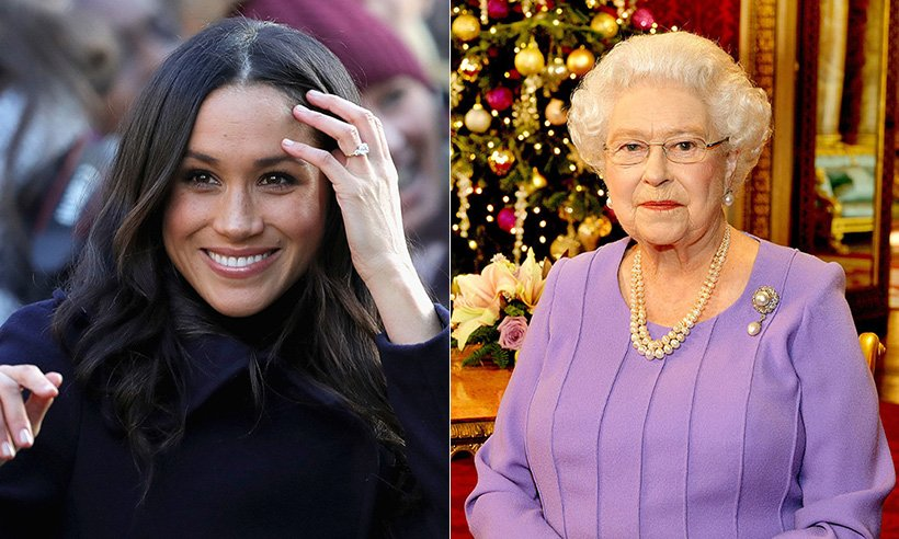What will Meghan Markle give the Queen for Christmas?