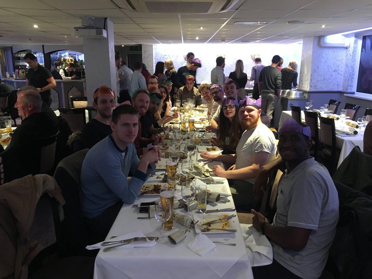 test Twitter Media - ICER and CDT meal @KutisRestaurant celebrating another successful year for ICER and the CDT. https://t.co/VgyD90VkX5