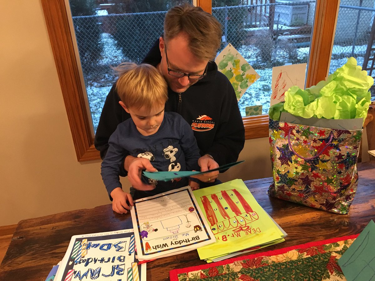 test Twitter Media - thanks for all the wonderful birthday cards! my buddy helped me read all of them @edquote @WilliamsN30 @WescottSL @MrsHoffmanW30 @Wescott2S @WescottAG https://t.co/O3EMAMnFfF
