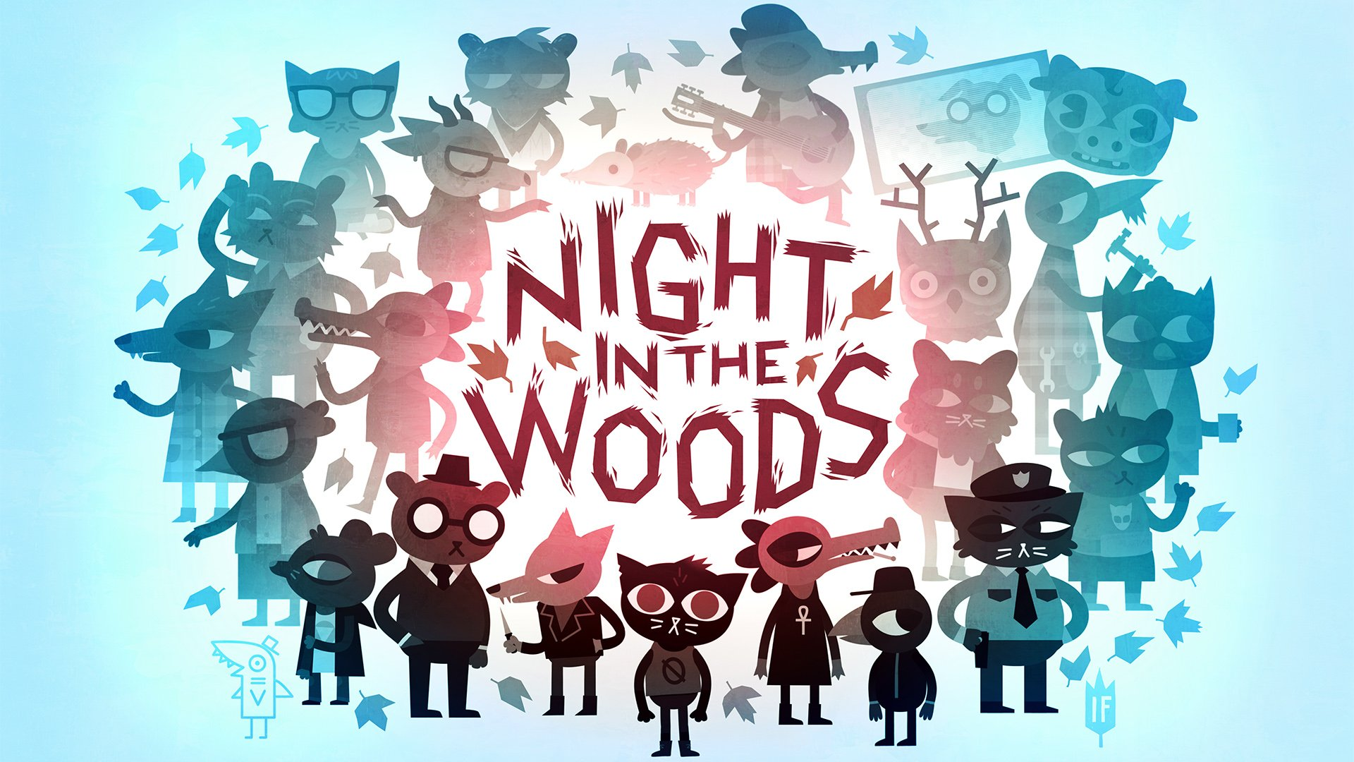 The free Weird Autumn update for Night in the Woods is out now! Grab the game on PS4 here: https://t.co/Wx38fSHYMk https://t.co/zoPY7ZqZ6X