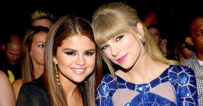 (Selena Gomez, Ryan Seacrest, Wish Taylor Swift a Happy Birthday)