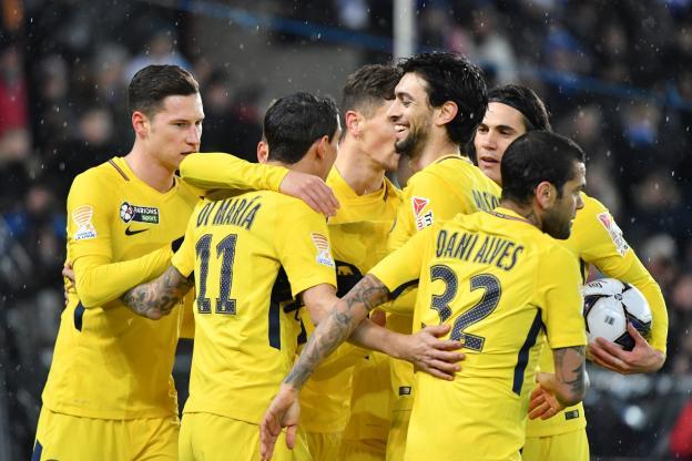 Le PSG ira à Amiens, Nice recevra Monaco en quarts de finale de la Coupe de la Ligue