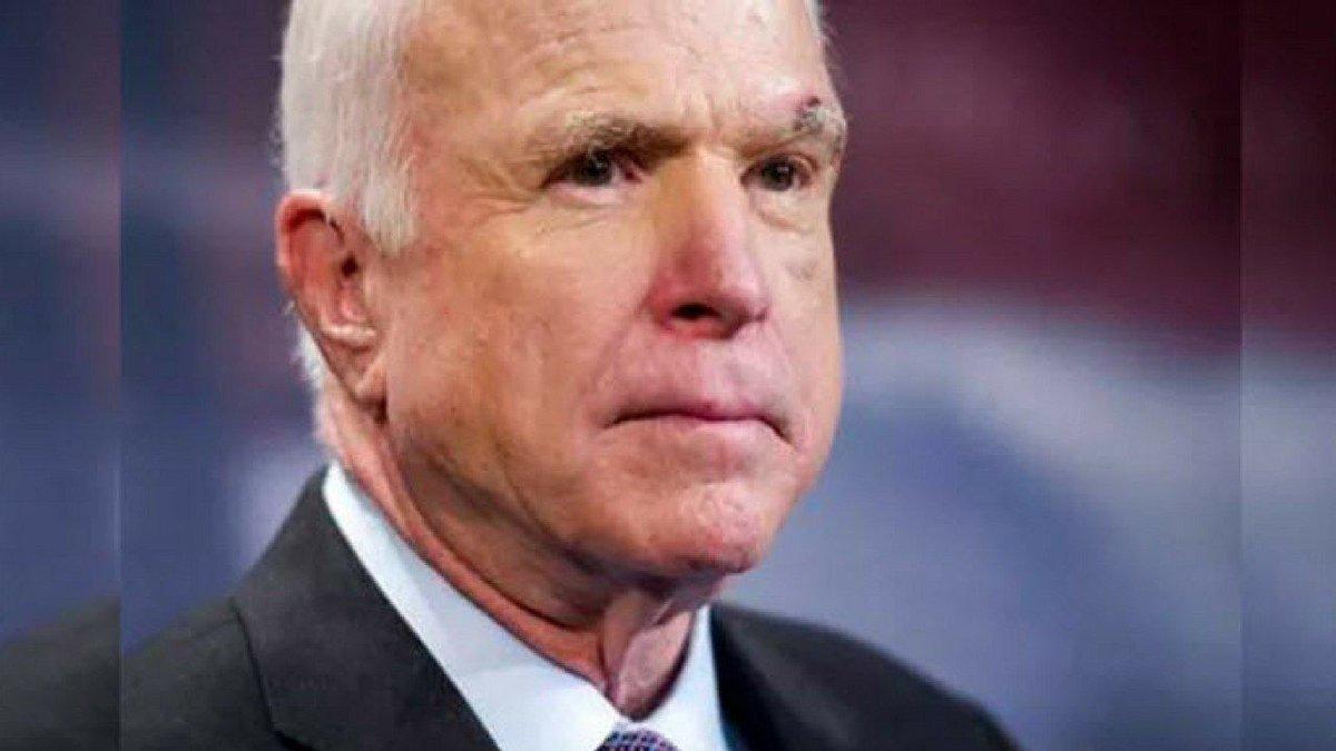 Sen. John McCain back in hospital for cancer treatment