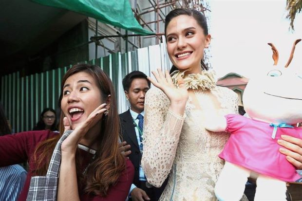 Miss Universe Thailand set to promote 'Thainess' in new job - ASEAN/East Asia