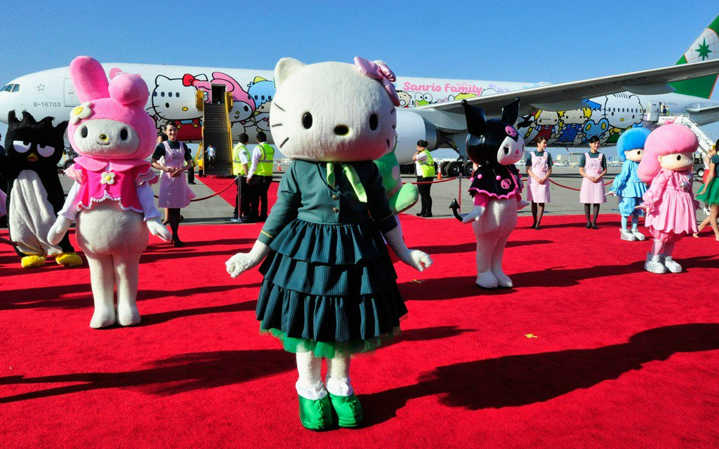 Hello Kitty Is Your Newest and Cutest United Nations Travel Ambassador