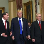 Barrasso says he's ignoring deficit report as Senate moves to pass tax bill