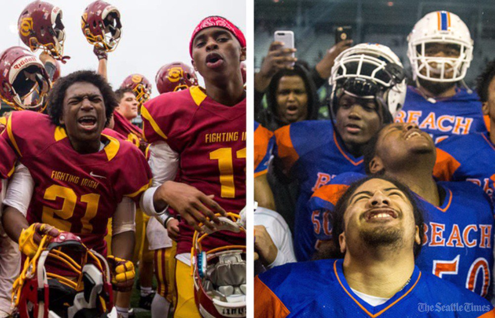 test Twitter Media - With the Class 3A state football title game about to kickoff, here are our stories from this week:  Rainier Beach: https://t.co/OORIXH5CeM  O'Dea: https://t.co/T1UlWJJMKt  Live updates: https://t.co/WaIvTbn9wF https://t.co/dSqvYLcmaG