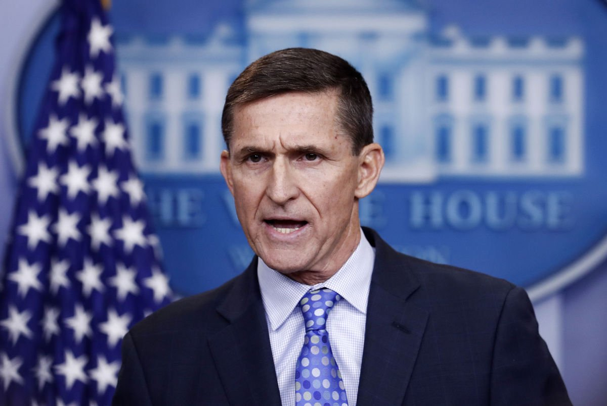 Michael Flynn pleads guilty to lying to the FBI on contacts with Russian ambassador