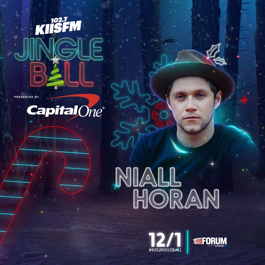 You can watch  #KISSJingleBall now on https://t.co/Elzcl0RMJi ! Looking forward to performing tonight https://t.co/OKh1GIAqvJ