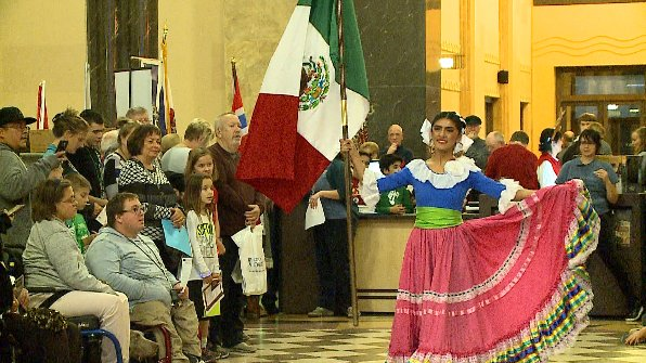 Ethnic Holiday Festival brings multiples cultures together