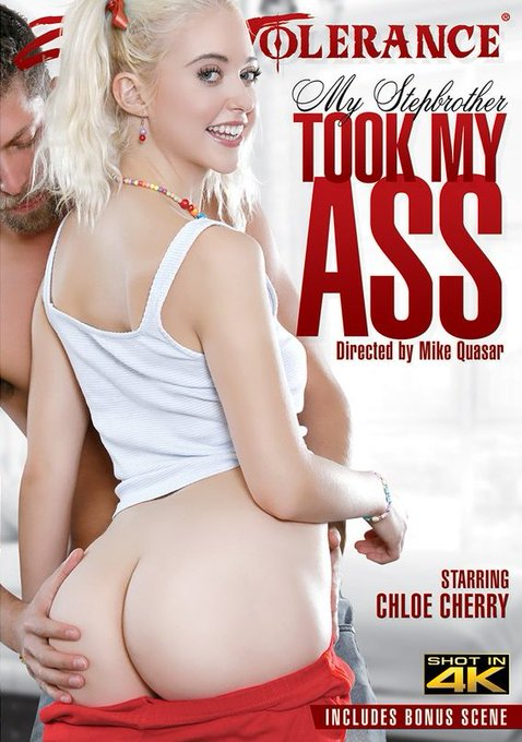 #ComingSoon MY STEPBROTHER TOOK MY ASS starring @chloecherryxxx @whitneywrightx @RileyNixon_ @msevilalexanova