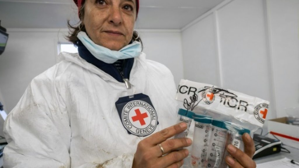 Red Cross identifies remains of 88 Argentine soldiers in Falklands