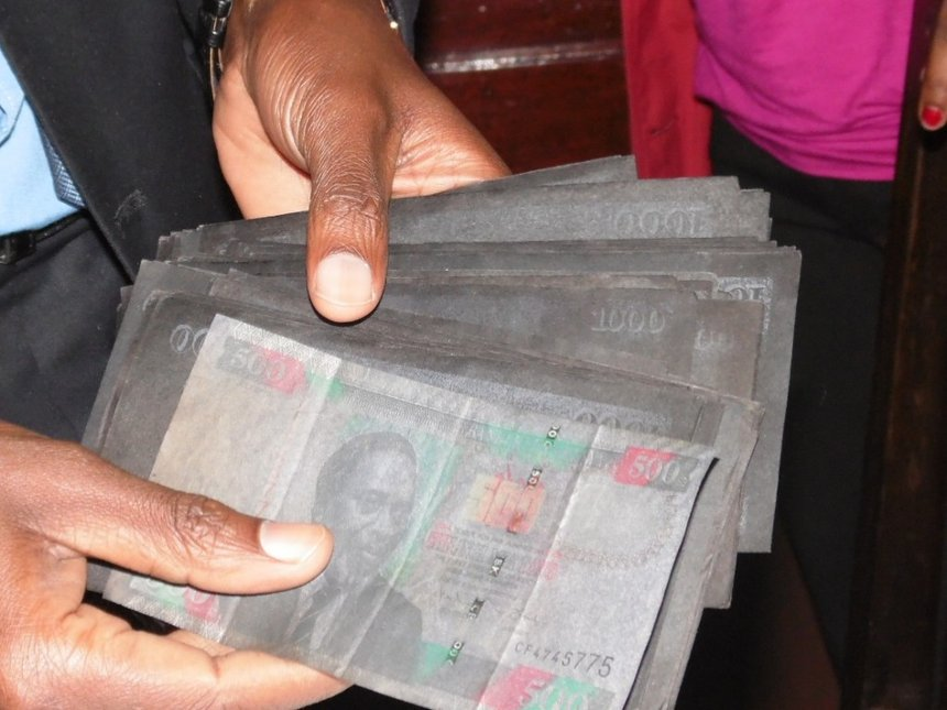 Police arrest two women for circulating fake money in Marakwet West