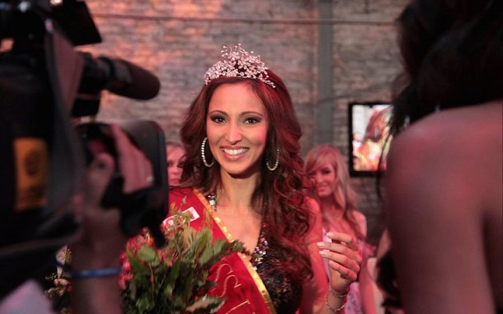 Turns out, a Jewish woman was Miss Germany in 2011