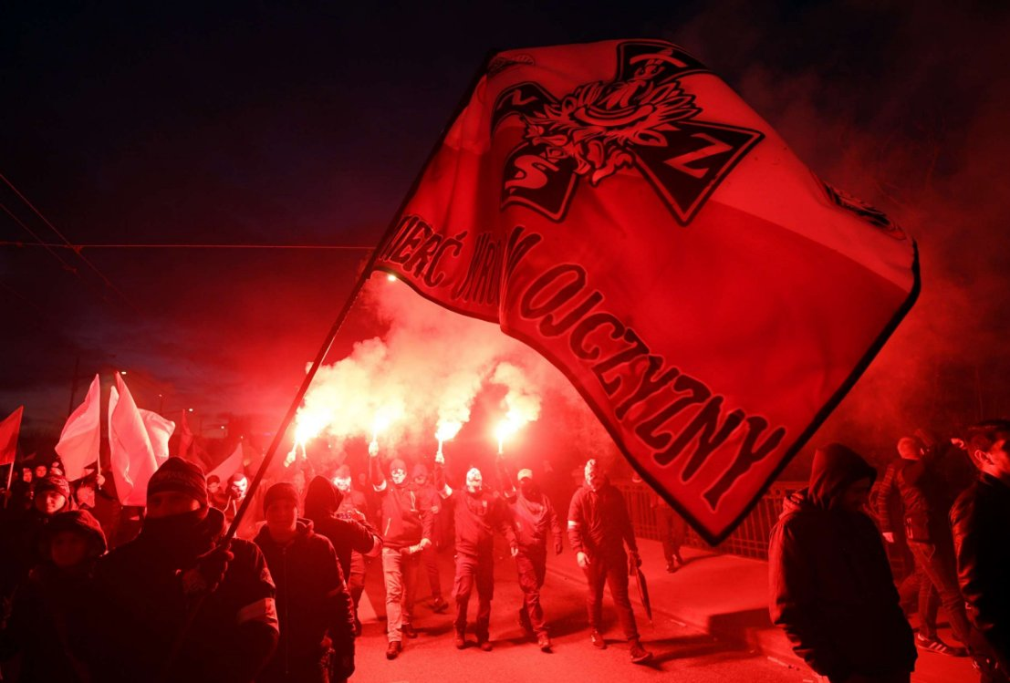 Extreme right wing movement gains momentum in Europe, echoes heard around the world