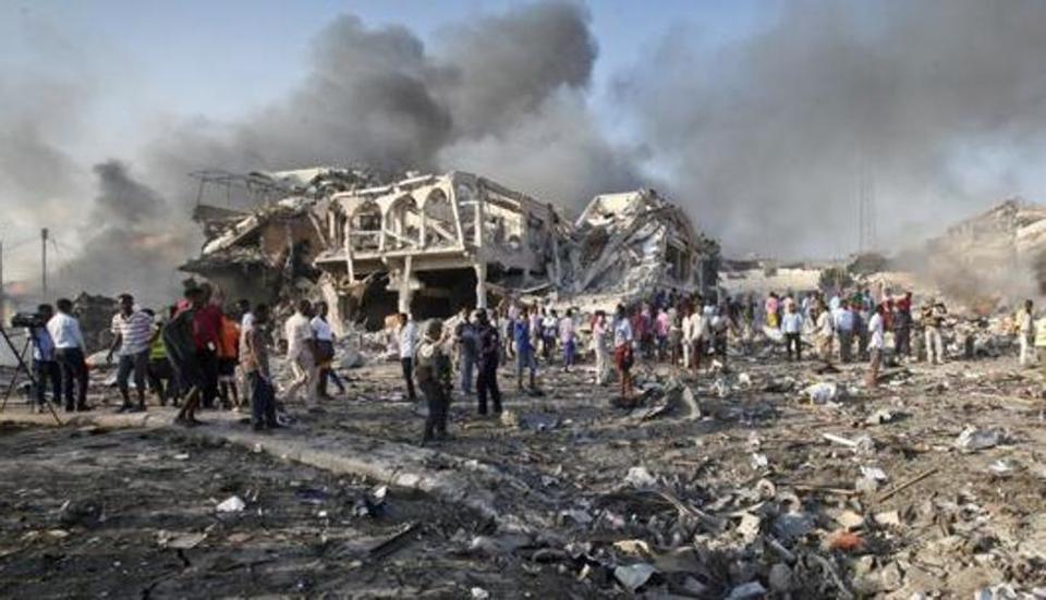Somalian bombing: Report finds 512 died in deadliest Mogadishu truck blast