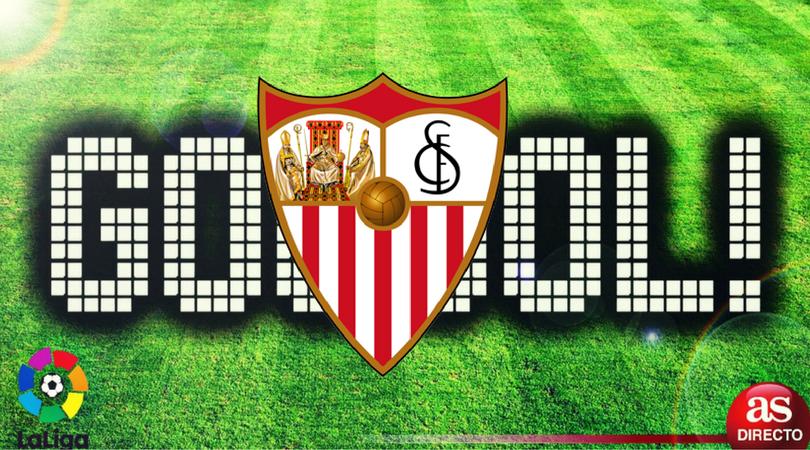 ¡Goool de @WissBenYedder! @SevillaFC 1 - 0 @RCDeportivo Sigue el mejor directo en: https://t.co/XifYiivtVI https://t.co/mhB5wdat9G