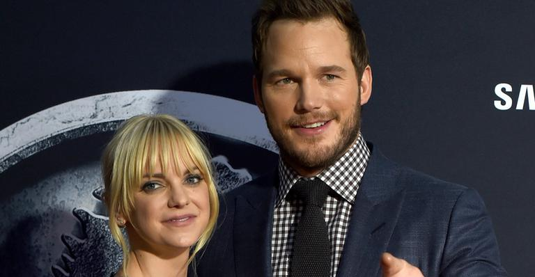 Anna Faris. Foto do site da Caras Brasil que mostra Chris Pratt e Anna Faris finalizam divórcio
