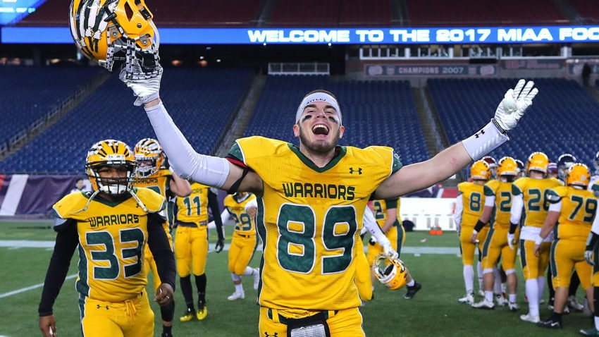 2017 MIAA High School Super Bowl results and schedule
