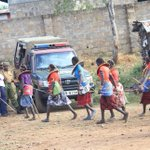 2,000 Pokot girls heal in the bush after FGM