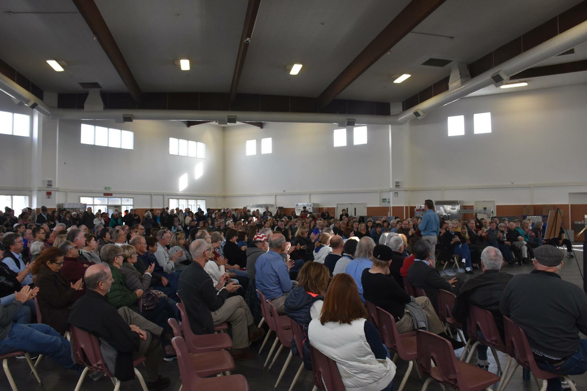Thanks to all who came out to our #CA15 Town Hall today in San Ramon! https://t.co/qKsVc5kxOD