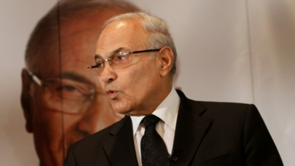 UAE 'deporting' Egypt presidential hopeful Shafiq to Cairo: aides