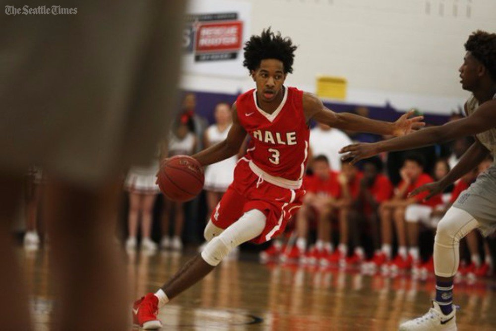 test Twitter Media - As it was rumored, four-star shooting guard P.J. Fuller is playing at Garfield. He scored 14 points in Friday's win against Cleveland. Fuller played on Nathan Hale's powerhouse team last year.  https://t.co/R826i9CeKh https://t.co/ResNNZ6R5U