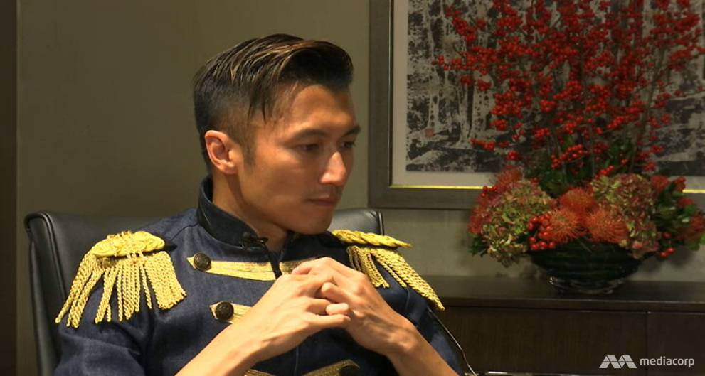 'This cooking thing has really opened me up': Nicholas Tse on his love for food and family
