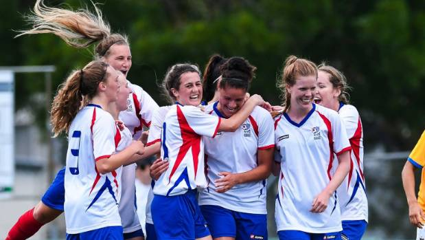 Auckland to play Canterbury United Pride in National Women's Football League final