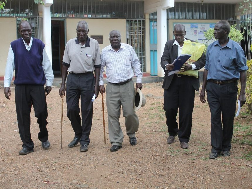 Homa Bay retired teachers push TSC after 18-year wait for pension