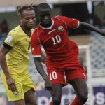 Harambee Stars ace on trials in Sweden