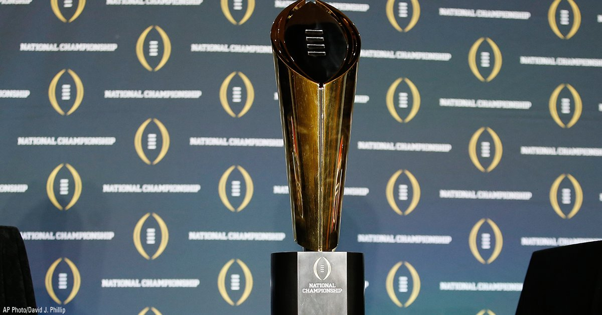 JUST IN: Clemson, Oklahoma, Georgia and Alabama picked for College Football Playoff