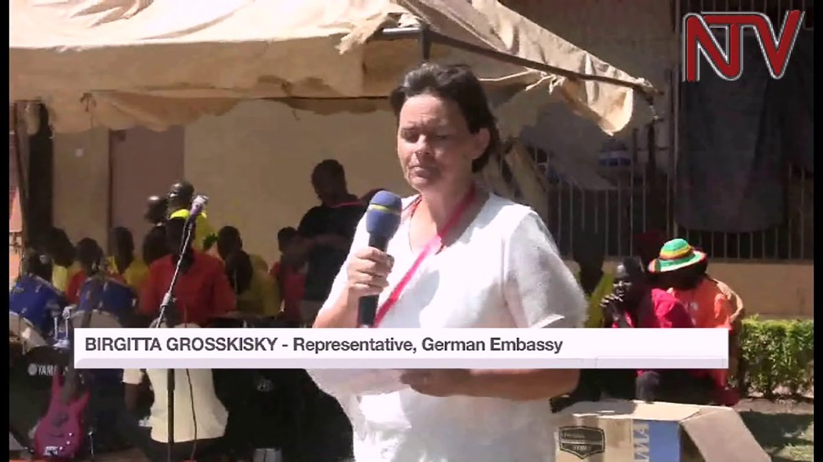 Gulu inmates given music instruments as rehabilitation