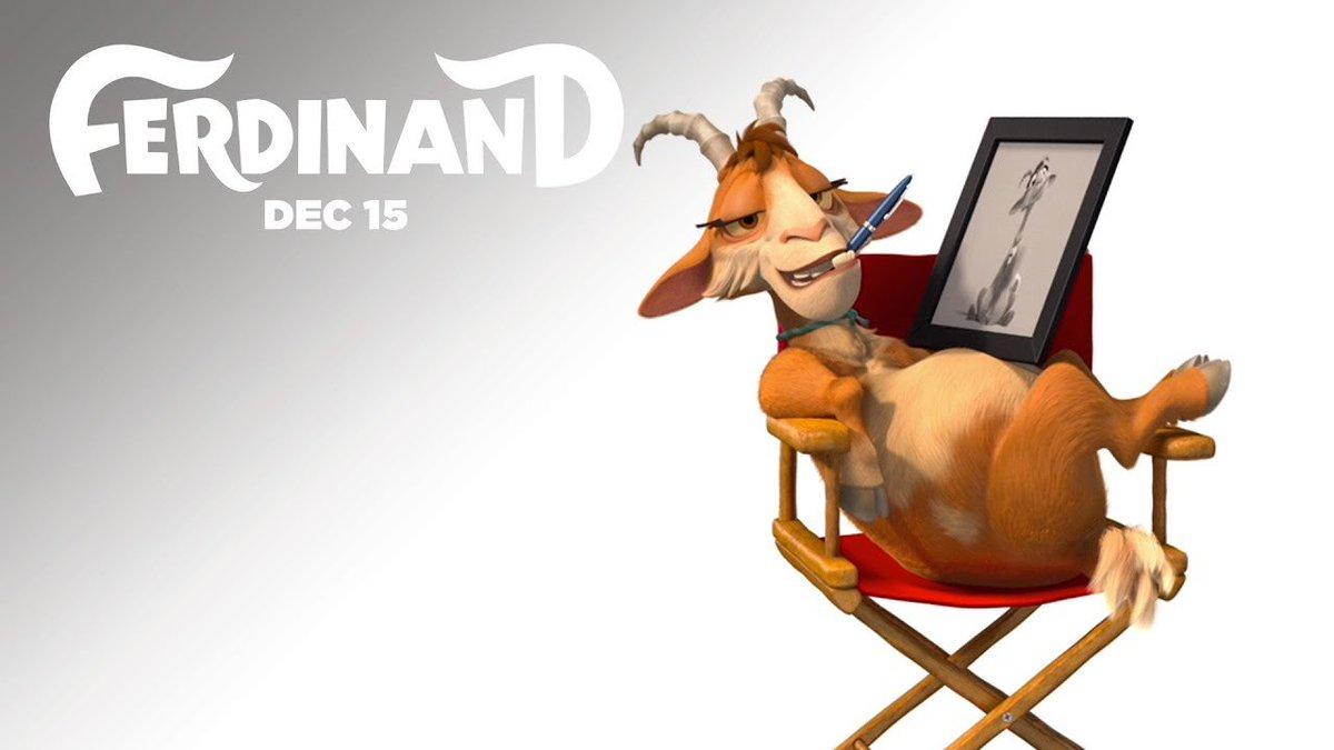 "Ferdinand | ""It's Goat Time"" TV Commercial | 20th Century FOX"