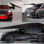 Nissan Star Wars Theme - Dauer: 7 Minuten, 12 Sekunden