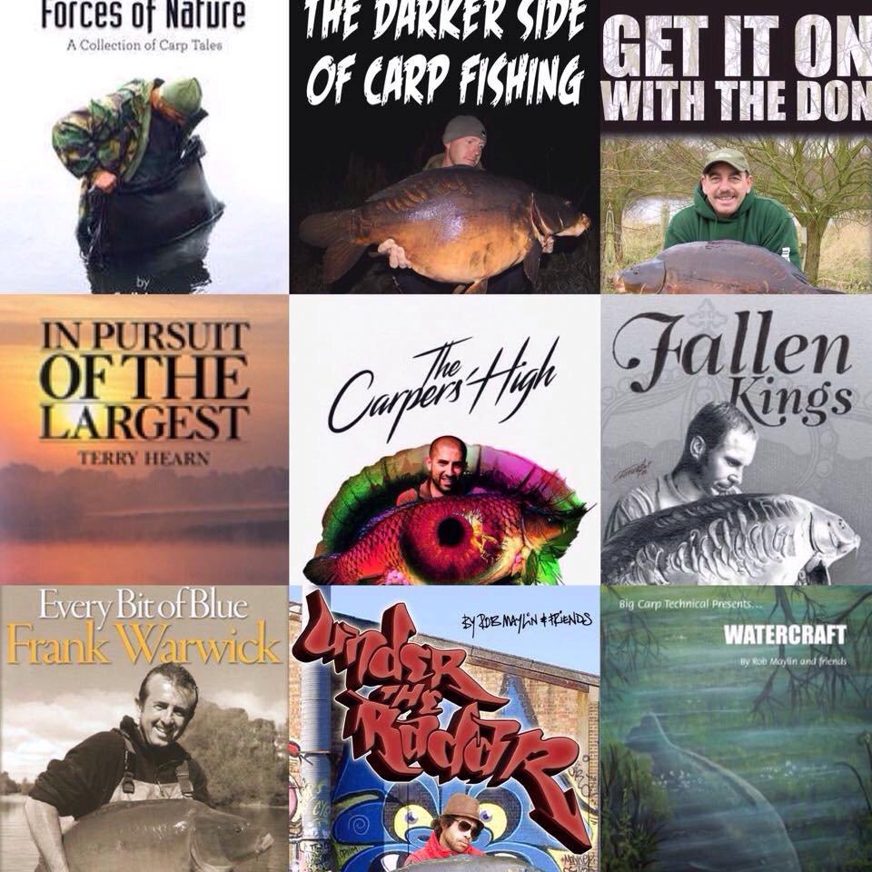 ALL THIS! - ALL JUST A CLICK AWAY -  https://t.co/IboWO8YSzm #BC #carping #carp #fishing #carpfishin