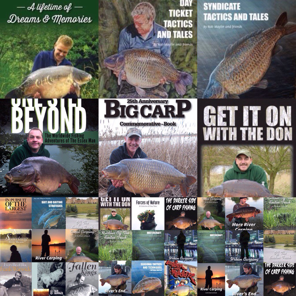 ALL THIS! - ALL JUST A CLICK AWAY -  https://t.co/IboWO8YSzm #BC #carping #carp #fishing #carpfishin