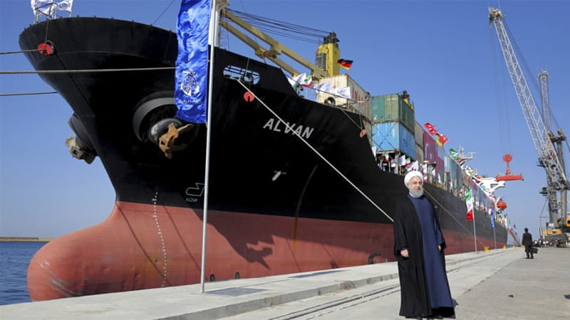Iran launches post-nuclear deal project - Chabahar Port