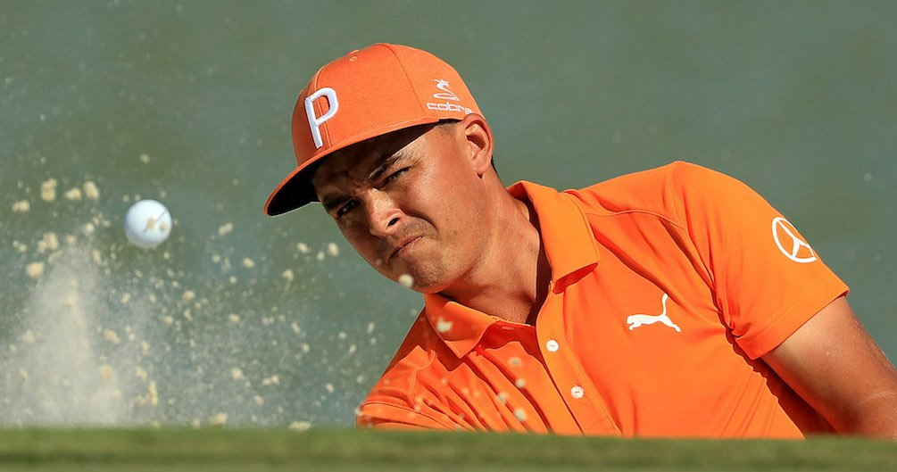 Rickie Fowler's final-round 61 buries the competition in Tiger Woods' return to golf
