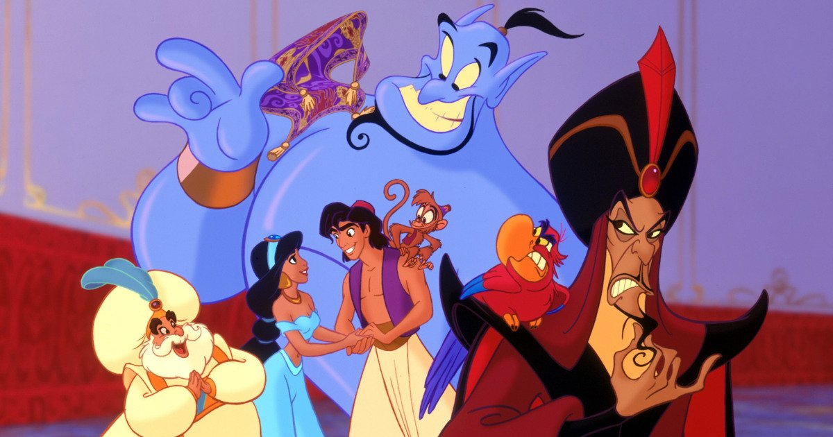 25 interesting facts about Disney's Aladdin that you may not know: